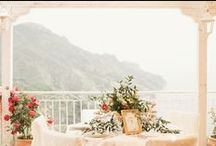 Amalfi Coast Weddings / Stylish Weddings in Ravello by Sposa Mediterranea and Wedding Ravello