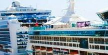 Cruise TIps / All the best cruise tips and hacks! What outfits to pack, whether Carnival is really the cheapest, is a Mediterranean cruise a smart idea and more! All cruise lines from Disney to Royal Caribbean and even Norweigan!