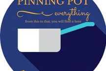 Pinning Pot / Pinning pot is a groupboard for the best pins of everything. From Household, to animals, technology or parenting. Camping and well ness you will find it here. No Rules, Pin away, EXCEPT NO Nudity. Fell free to invite Your friends!