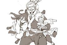 3 legendary sanin