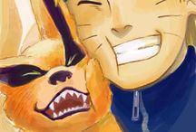 Uzumaki Naruto & Kurama