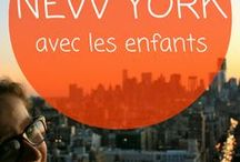 """ETATS UNIS en Famille_Voyages avec enfants / De New York à Los Angeles, en passant par Miami et les grands Parcs Nationaux, notre sélection pour un voyage """"kid-friendly"""" !"""