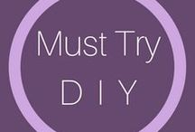 DIY for myself (or the kids, or hubby) / More personal DIY such as clothes, jewelry, etc.