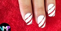 Christmas Nail Art / Christmas Nail Art - Christmas Nail Art Designs & Ideas to Inspire you!