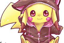 Pikachu / pikachu,il pokemon più puccioso❤di tutti soprattutto insieme ai suoi amici