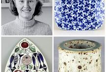 "Marianne Westman / Marianne Westman (1928-2017) is one of the well known representatives of the illustrious Swedish ceramic design of the 20th century. She was one of the leading designers for the Rörstrand factory in the 1950s-1970s. Westman is represented at the Swedish National Museum of Art and Design.  You may use our photos anyway you like, if you mention our name ""Mother Sweden"", and provide a link to our website."