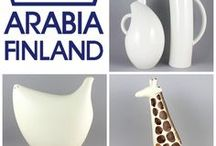 "Arabia / Arabia has been a flagship of Finnish design for more than 130 years. The Arabia products are often characterized by timeless beauty, high quality and functionality. Both the classic and contemporary creations sum up their motto and promise, ""All set for life.""  You may use our photos anyway you like, if you mention our name ""Mother Sweden"", and provide a link to our website."