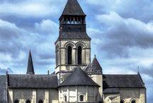 Abbaye de Fontevrault