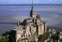 Mont Saint Michel, détails