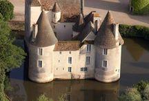 Châteaux, castels, manoirs, malouinières et forteresses