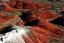 USA Painted Desert, OR