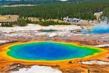 USA Yellowstone National Park, WY