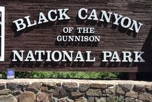 USA Black Canyon of the Gunnison, CO