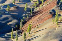USA Lassen volcanic NP, CA
