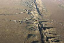 USA San Andreas Fault, CA