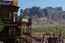 USA Apache Trail, AZ