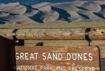 USA Great Sand Dunes NP, CO