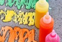 Kool for Kiddos / Crafts, books, DIYs, and more!