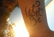 Tattoos and Piercings (: / by Brittany Jordan