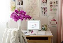 Working From Home / Working From Home {sunnydays}