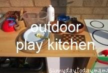 Mud Pie Kitchens / Mud Pie Kitchens {sunnydays}