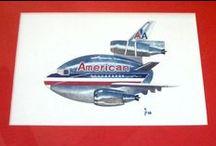 ✈  AA Vintage  ✈ / My AA Life - 1967-2003 - NYC - BUF - HFD - RDU / by Linda in North Carolina
