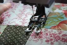 ALL about the  QUILT &  sewing tips / by Joy Faust