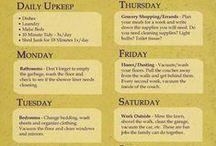 Decluttering & Homemaking / Decluttering & Homemaking {sunnydays}