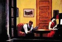 hopper paintings