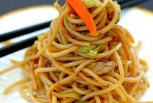 Pasta Recipes / Recipes featuring pasta as the main ingredient.