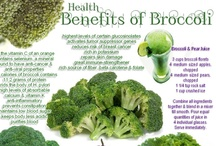 Broccoli, Growing & Preserving
