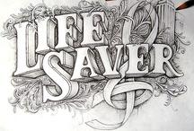tipography / by Raquel Jimenez