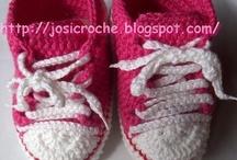 crochet / punto / by Raquel Jimenez