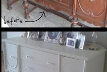 Furniture redesign!