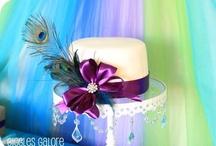 Wedding Cakes & Food ♥ / by Brittany Jordan