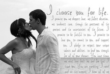 Marriage♥ / by Brittany Jordan