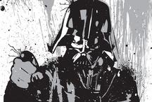 Star Wars - Art / by Art Williamson