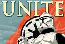 Star Wars - Propaganda / by Art Williamson