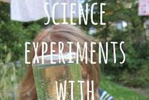 Home Education: Science / Science {sunnydays}