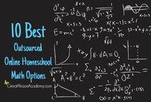 Home Education: Maths / Maths {sunnydays}
