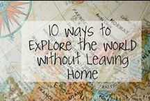 Home Education: Geography / Geography {sunnydays}