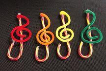 Music Class: Holidays / by Lynn Neill