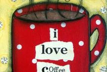 Coffee! / by Barbara Auer