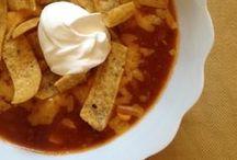 Soup! / Yummy,  yummy soup recipes!