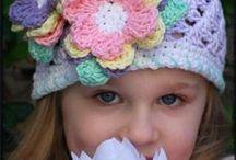 Crochet hats / by Nancy Welch