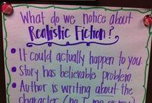 Fiction Writing / by Tina Merdinyan