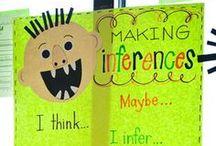 Inferences / by Tina Merdinyan