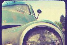 Vintage Trucks  / Old trucks / by Michele Brittingham