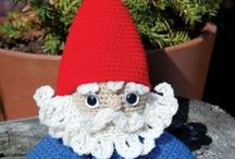 Gnome Free Crochet Patterns