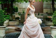 Wedding Fashion / Wedding dress and attire idea board